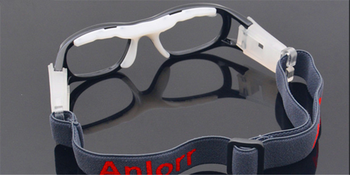 Kid Sports Glasses Prescription for Football-b