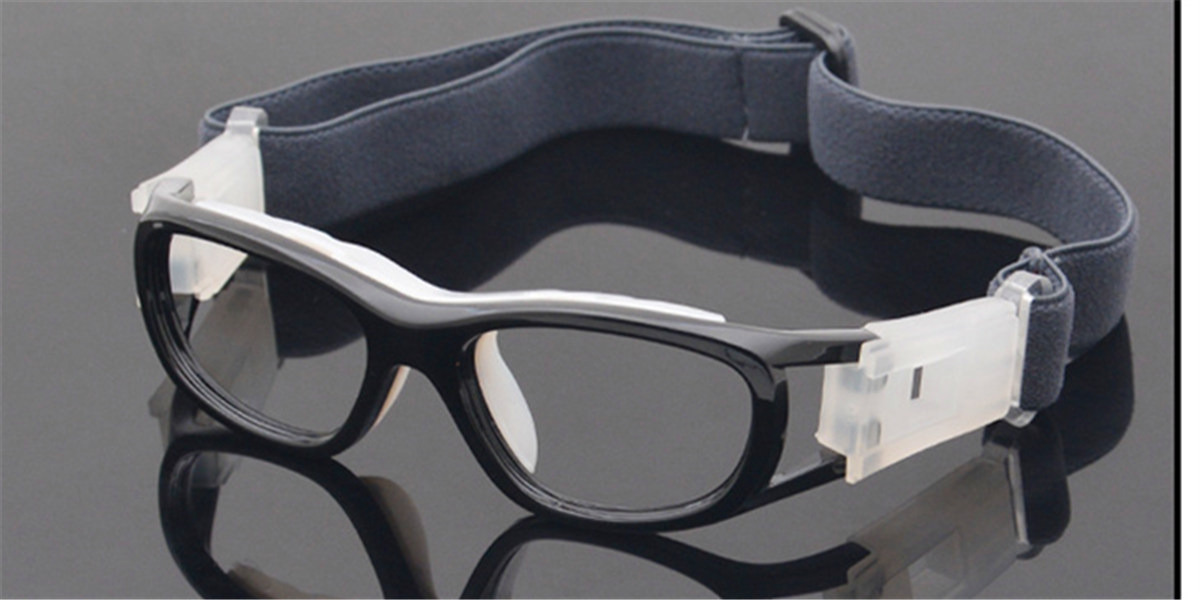 Kid Sports Glasses Prescription for Football-l