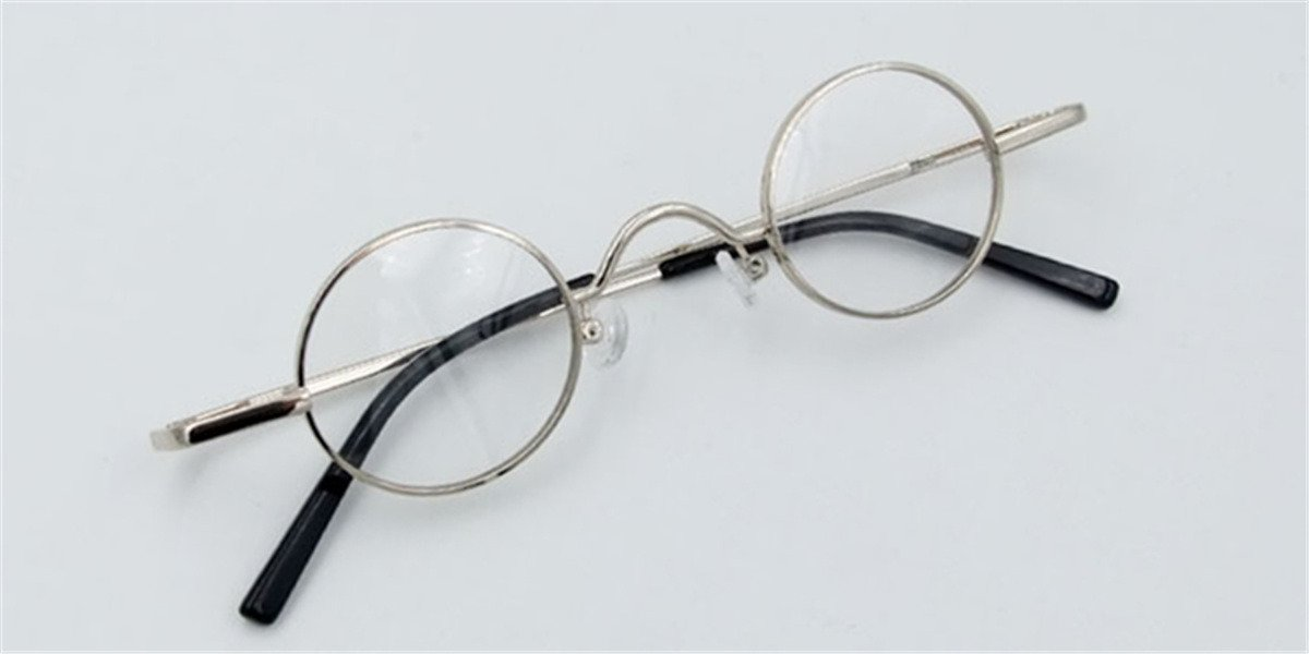 round high prescription glasses frames