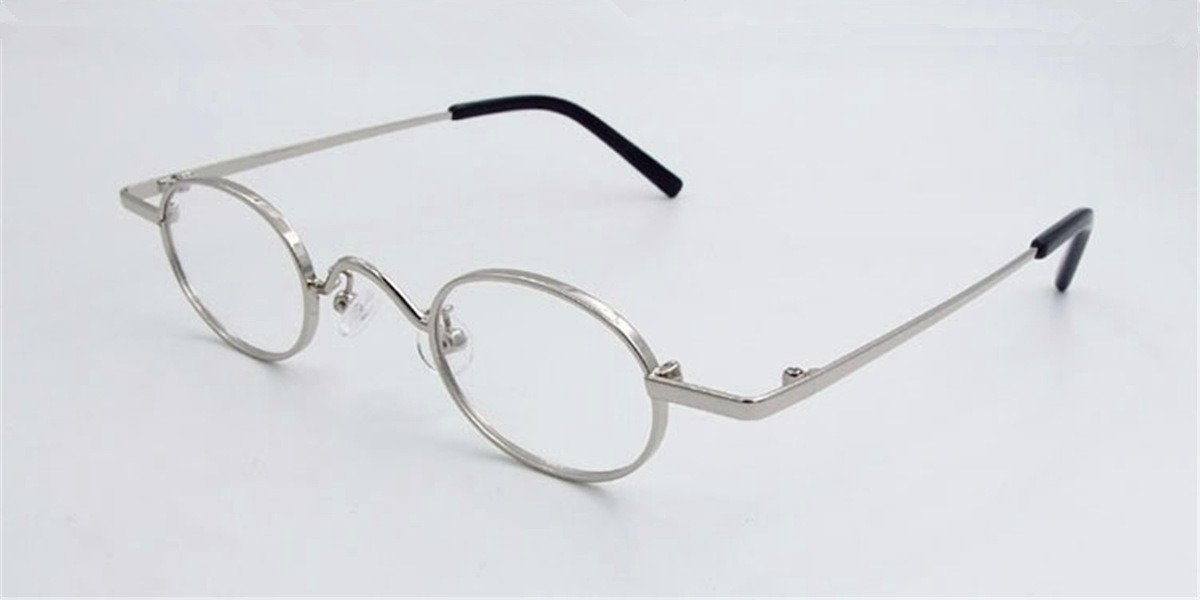 Oval High Prescription Glasses Frames