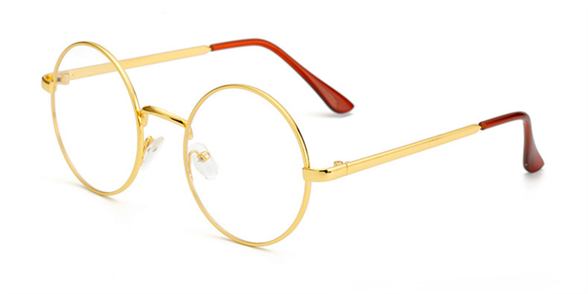 Prescription Reading Glasses with Round Frames-l
