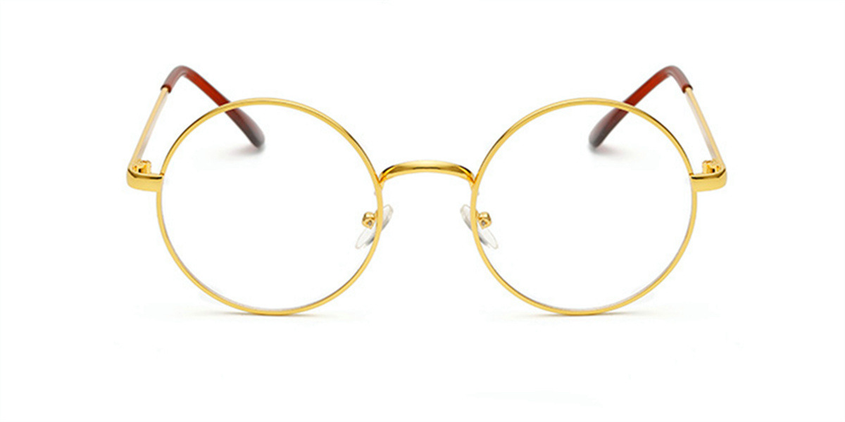 Prescription Reading Glasses with Round Frames