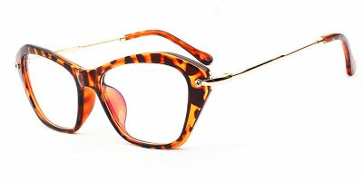 Tortoise Vintage Cat Eye Glasses