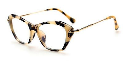 Best Zebra Cat Eye Glasses