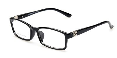 Black Kids Glasses Online Wayfarer Design