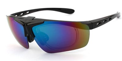 Colored Lenses Prescription Cycling Sunglasses