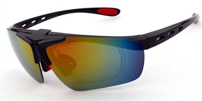 Motorcycle Sunglasses with Colored Lenses Glasses
