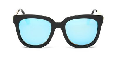 Oversized prescription wayfarer sunglasses