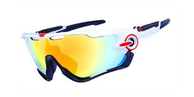 Prescription Cycling Sunglasses 3 Lenses