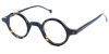 Vintage Super Small Round glasses for men Tortoise-l